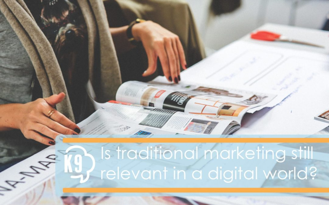 Traditional vs. Digital Marketing
