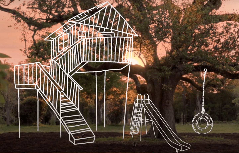 Moncus Park Treehouse: