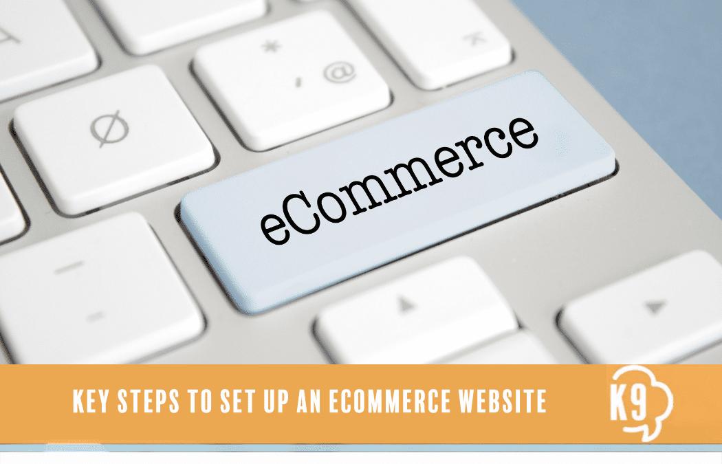 Key Steps to Set Up an eCommerce Website