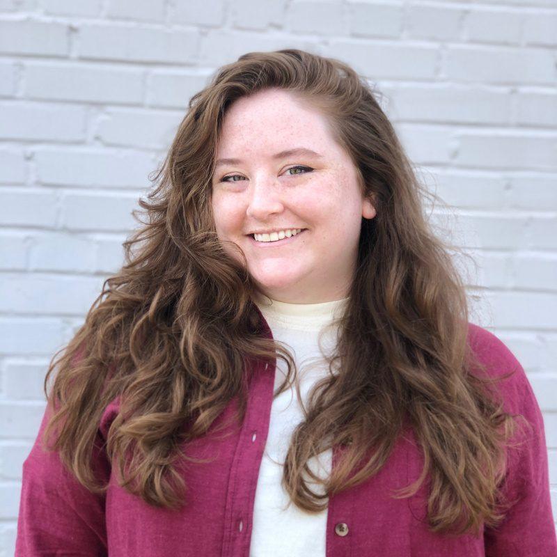 Chelsea, graphic designer at Klout9 Digital Marketing agency.